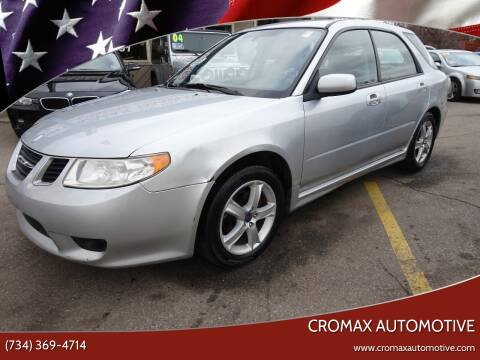 2005 Saab 9-2X for sale at Cromax Automotive in Ann Arbor MI