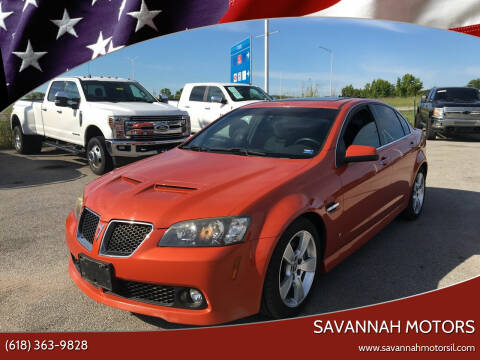 2008 Pontiac G8 for sale at Savannah Motors in Cahokia IL
