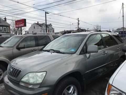 2003 Lexus RX 300 for sale at Chambers Auto Sales LLC in Trenton NJ