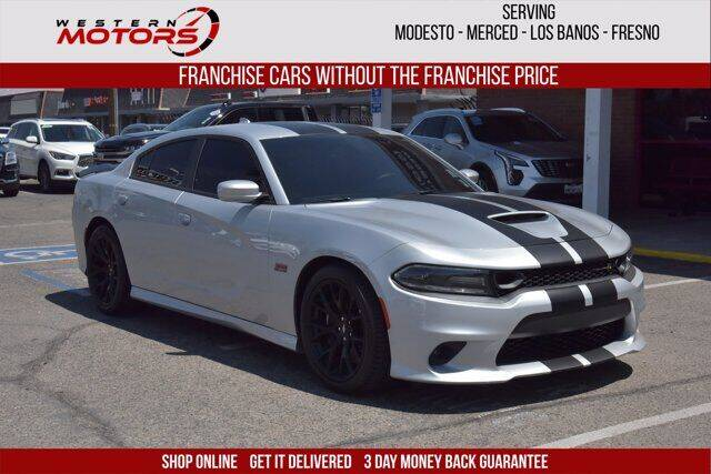 2019 Dodge Charger for sale in Fresno, CA