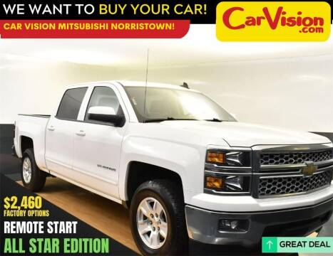 2015 Chevrolet Silverado 1500 for sale at Car Vision Mitsubishi Norristown in Norristown PA