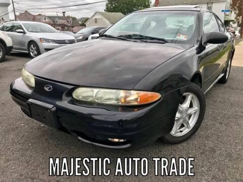 2000 Oldsmobile Alero for sale at Majestic Auto Trade in Easton PA