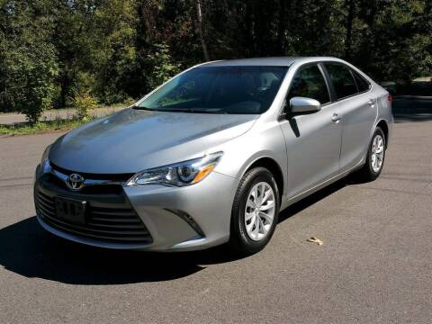 2017 Toyota Camry for sale at Halo Motors in Bellevue WA
