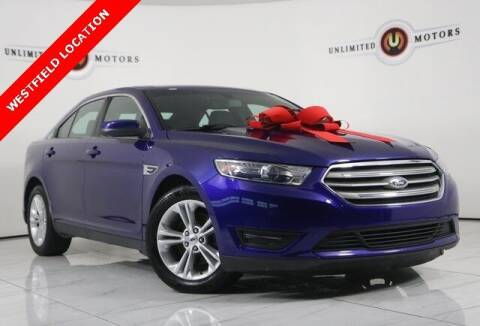 2015 Ford Taurus for sale at INDY'S UNLIMITED MOTORS - UNLIMITED MOTORS in Westfield IN