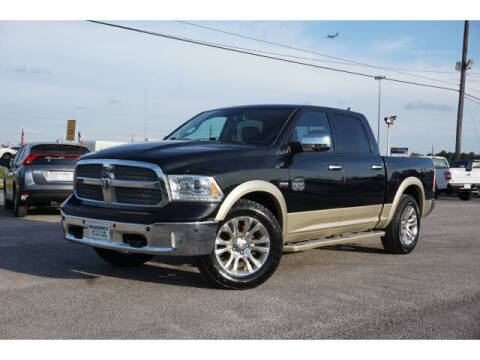 2015 RAM Ram Pickup 1500 for sale at Maroney Auto Sales in Humble TX