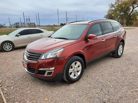 2013 Chevrolet Traverse for sale at Best Car Sales in Rapid City SD