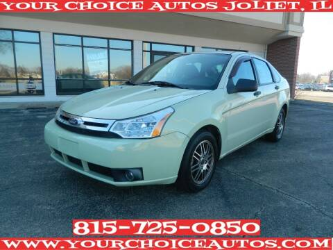 2011 Ford Focus for sale at Your Choice Autos - Joliet in Joliet IL