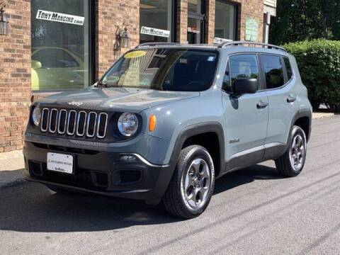 2016 Jeep Renegade for sale at The King of Credit in Clifton Park NY