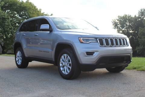 2021 Jeep Grand Cherokee for sale at Harrison Auto Sales in Irwin PA