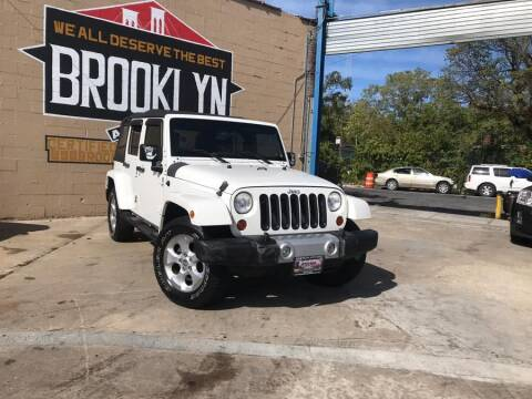 2010 Jeep Wrangler Unlimited for sale at Excellence Auto Trade 1 Corp in Brooklyn NY