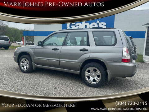 2006 Subaru Forester for sale at Mark John's Pre-Owned Autos in Weirton WV