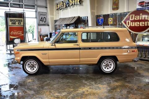 1976 Jeep Cherokee for sale at Cool Classic Rides in Redmond OR