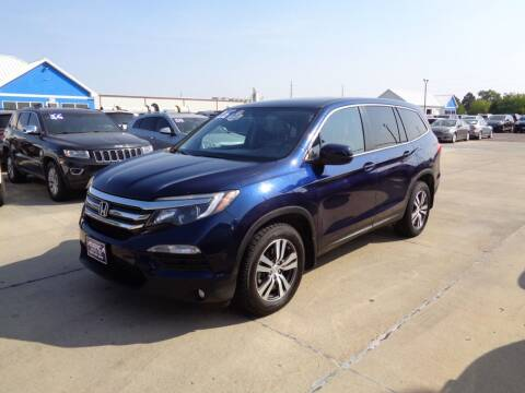 2016 Honda Pilot for sale at America Auto Inc in South Sioux City NE