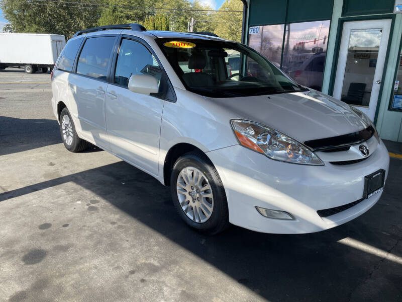 2007 Toyota Sienna for sale at Low Auto Sales in Sedro Woolley WA