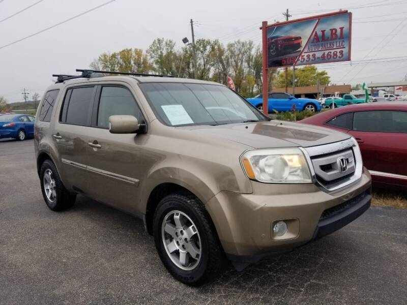 2010 Honda Pilot for sale at Albi Auto Sales LLC in Louisville KY