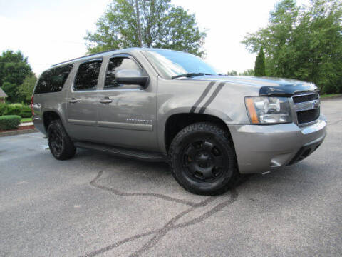 2007 Chevrolet Suburban for sale at TAPP MOTORS INC in Owensboro KY