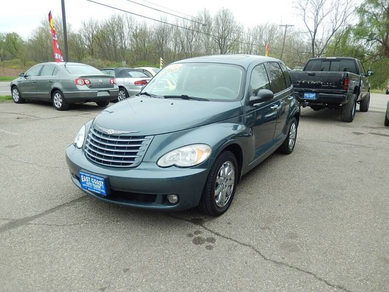 2006 Chrysler PT Cruiser for sale at East Coast Auto Trader in Wantage NJ