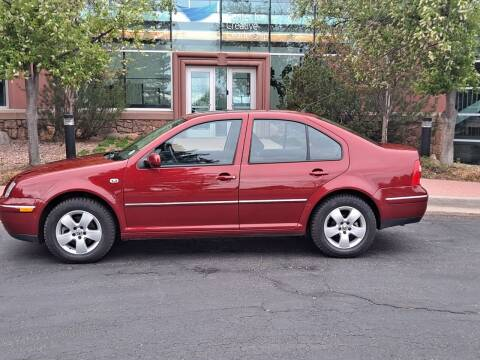 2005 Volkswagen Jetta for sale at De Kam Auto Brokers in Colorado Springs CO