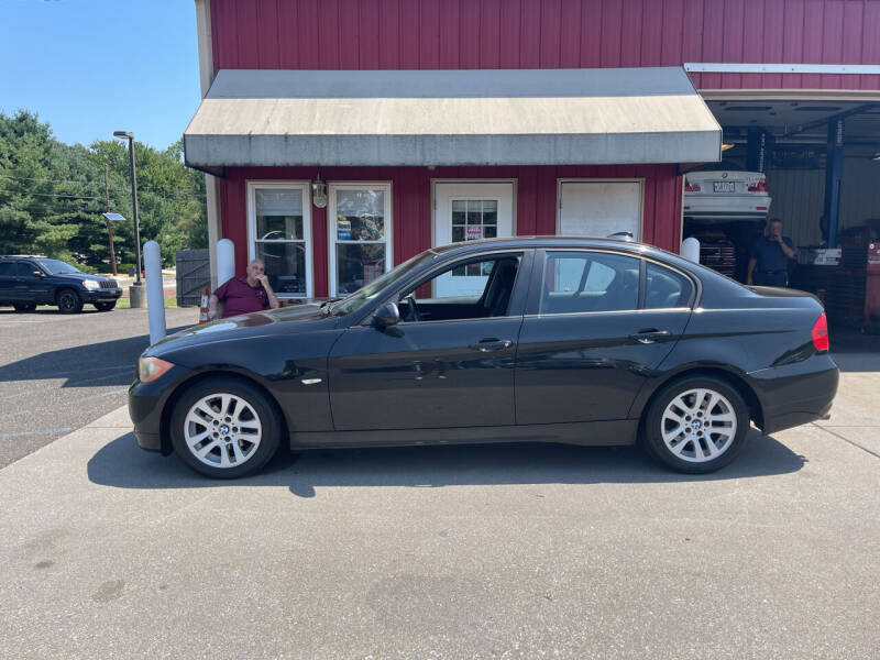 2007 BMW 3 Series for sale at JWP Auto Sales,LLC in Maple Shade NJ