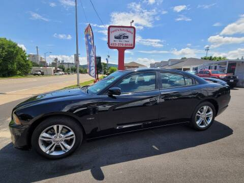 2012 Dodge Charger for sale at Ford's Auto Sales in Kingsport TN