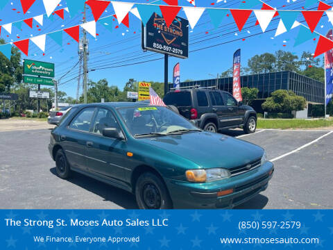 1994 Subaru Impreza for sale at The Strong St. Moses Auto Sales LLC in Tallahassee FL