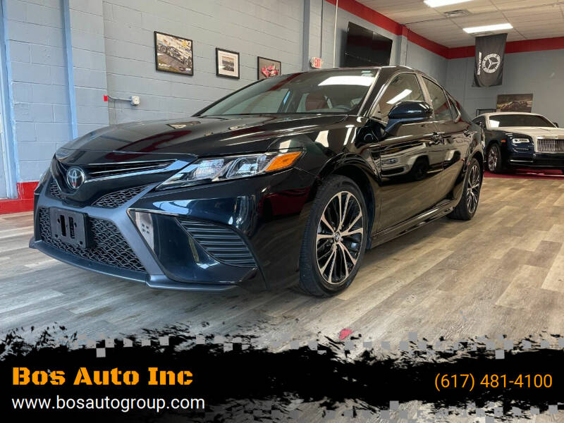 2019 Toyota Camry for sale at Bos Auto Inc in Quincy MA