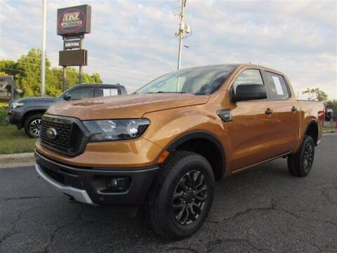 2019 Ford Ranger for sale at J T Auto Group in Sanford NC