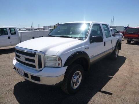 2005 Ford F-250 Super Duty for sale at Armstrong Truck Center in Oakdale CA