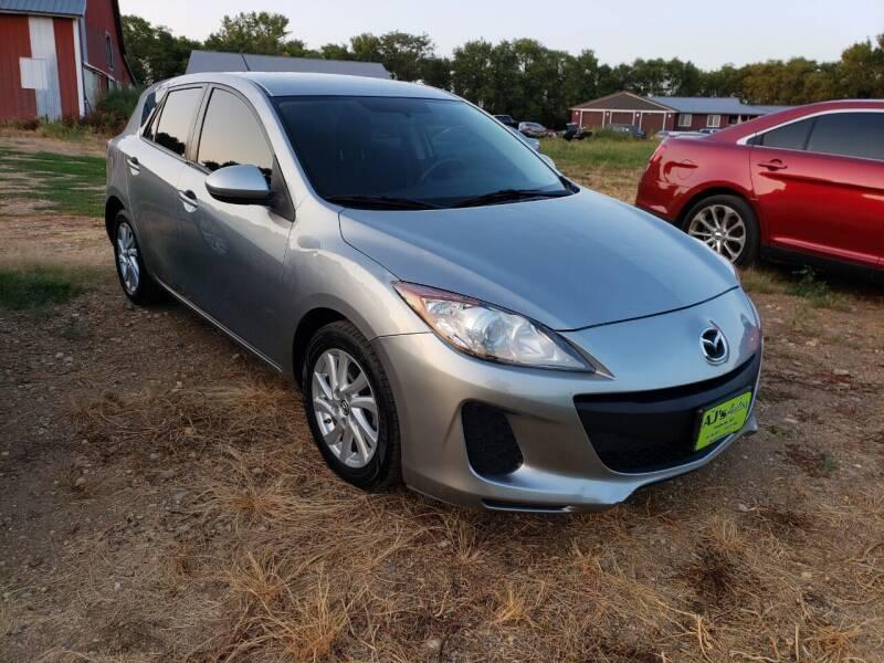 2013 Mazda MAZDA3 for sale at AJ's Autos in Parker SD