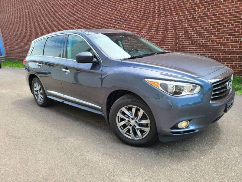 2013 Infiniti JX35 for sale at Minnesota Auto Sales in Golden Valley MN
