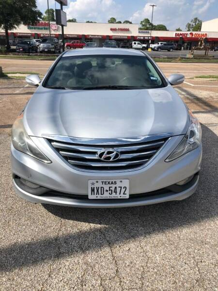 2014 Hyundai Sonata for sale at SBC Auto Sales in Houston TX