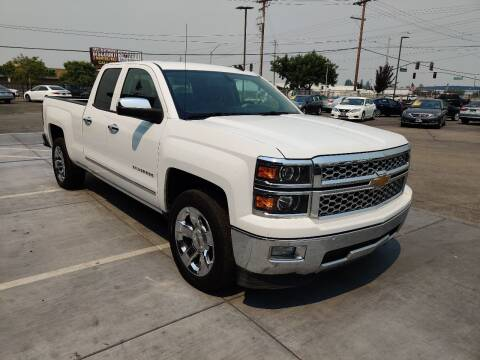 2014 Chevrolet Silverado 1500 for sale at California Motors in Lodi CA
