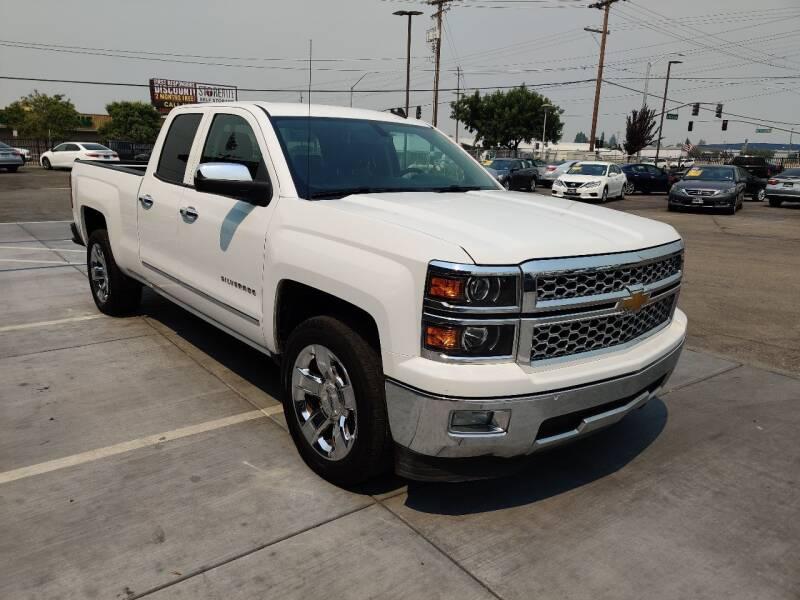 2014 Chevrolet Silverado 1500 for sale at California Motors in Lodi CA
