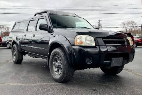 2004 Nissan Frontier for sale at Knighton's Auto Services INC in Albany NY