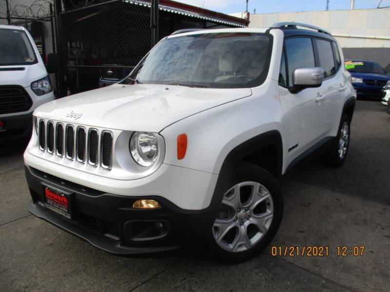 2018 Jeep Renegade for sale at Newark Auto Sports Co. in Newark NJ