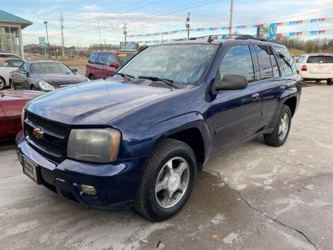 2008 Chevrolet TrailBlazer for sale at Autoway Auto Center in Sevierville TN