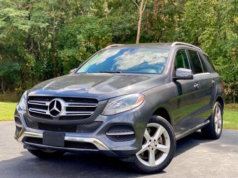 2016 Mercedes-Benz GLE for sale at Sebar Inc. in Greensboro NC