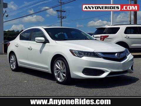 2016 Acura ILX for sale at ANYONERIDES.COM in Kingsville MD