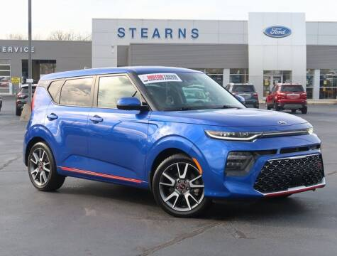 2020 Kia Soul for sale at Stearns Ford in Burlington NC