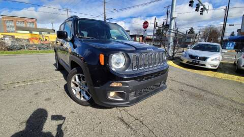 2018 Jeep Renegade for sale at Paisanos Chevrolane in Seattle WA
