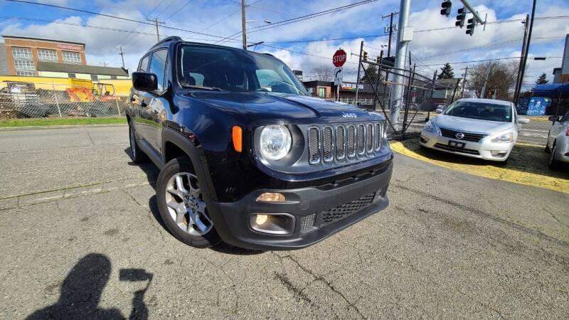2018 Jeep Renegade for sale at Paisanos Chevrolane in Seattle WA