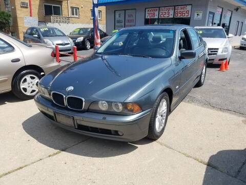 2002 BMW 5 Series for sale at Nationwide Auto Group in Melrose Park IL