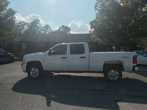 2012 Chevrolet Silverado 2500HD for sale at Victory Motor Company in Conroe TX