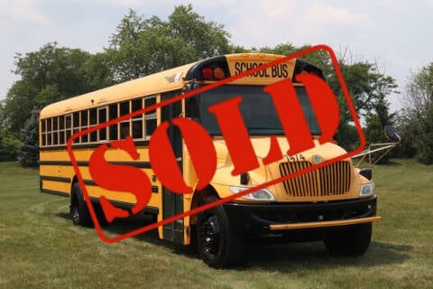 2012 IC Bus CE Series for sale at Signature Truck Center in Crystal Lake IL