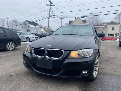 2011 BMW 3 Series for sale at Auto Gallery in Taunton MA