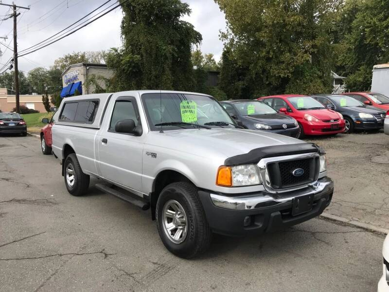 2005 Ford Ranger for sale at Dan's Auto Sales and Repair LLC in East Hartford CT