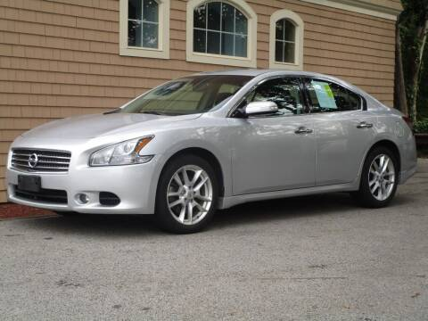 2011 Nissan Maxima for sale at Car and Truck Exchange, Inc. in Rowley MA