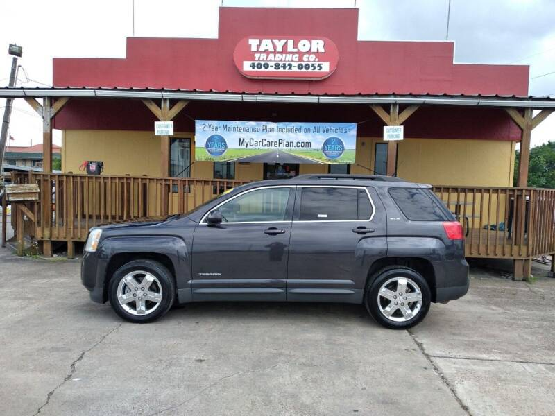2013 GMC Terrain for sale at Taylor Trading Co in Beaumont TX