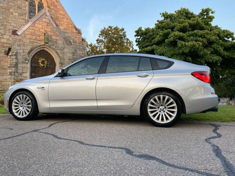 2011 BMW 5 Series for sale at Reynolds Auto Sales in Wakefield MA