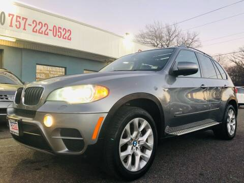 2011 BMW X5 for sale at Trimax Auto Group in Norfolk VA